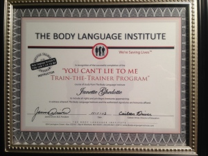 "BLI ""You Can't Lie to Me: Train-the-Trainer"""