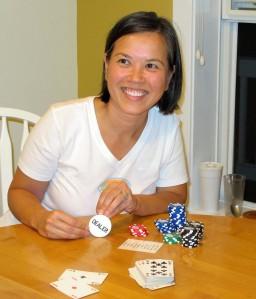 40 Texas Holdem Winner
