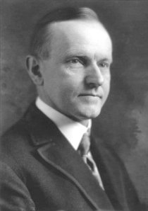 30th US President: Calvin Coolidge