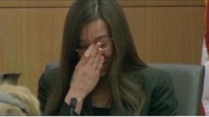 Jodi Arias Face Blocking