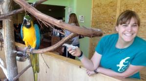Macaw & Jamie
