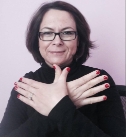 Aida Albanian Double Eagle Hands